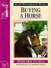 Buying a Horse (Allen Photographic Guides),GOOD Book