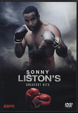 LEGENDS OF BOXING SONNY LISTON GREATEST HITS DVD NEW VINTAGE HEAVYWEIGHT