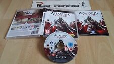 PLAY STATION 3 PS3 ASSASSIN'S CREED II 2 COMPLETO PAL ESPAÑA