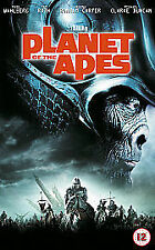 Planet of the Apes ( 2001 ) [VHS], Acceptable VHS, Mark Wahlberg, Helena Bonham