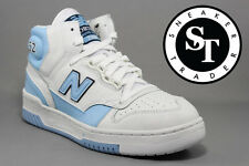 NEW BALANCE LIFESTYLE P740WB JAMES WORTHY UNC TRIBUTE WHITE BLUE DS SIZE: 11 3D