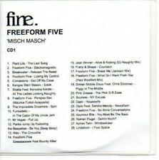 (AH513) Freeform Five, Misch Masch - DJ CD 1