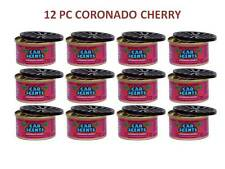 12 PACK OF CORONADO CHERRY CALIFORNIA SCENTS CAR HOME OFFICE AIR FRESHNER