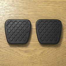 2X Honda Acura Brake Clutch Pedal Pad Rubber Cover CR-V Civic Accord Prelude