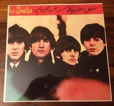 RARE FRENCH BEATLES INSERT ODEON OSX 228 LES BEATLES 1965 CARDBOARD