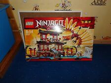 Lego Ninjago Feuertempel (2507)