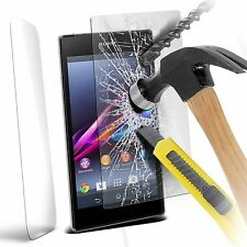 Genuine Ultra Thin Tempered Glass Screen Protector for Sony Xperia Z1 Compact