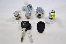 Door, Ignition, Trunk Cylinder Lock Set Kit - 97 98 99 00 01 Honda CR-V