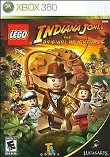 X360 LEGO Indiana Jones: The Original Adventures (2008)