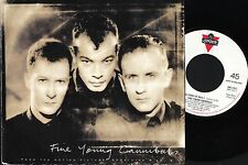 "FINE YOUNG CANNIBALS ever fallen in love 886 115-7 dutch london 1986 7"" PS EX/VG"