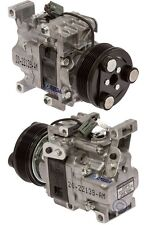 2007 - 2008 Mazda CX-7 L4 2.3L DOHC New AC A/C Compressor Replaces: H12A1AL4CX