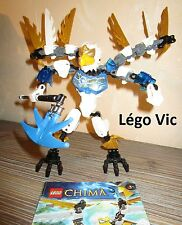 Lego 70201 Legends of Chima Chi Eris complet + Notice 2013