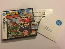 NINTENDO DS DSL DSi GAME MARIO VS DONKEY KONG 2 MARCH OF THE MINIS COMPLETE USA