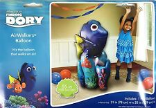 "Disney New Movie Finding Dory w Nemo Airwalker 50"" Birthday Party Jumbo Balloon"