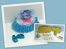 Barbie KELLY Doll Birthday Party  Clothes, Shoes & Accessories  Pink & Turquoise