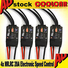 4x MR.RC Simonk 20A Brushless ESC Electronic Speed Controller for DJI F450 F330
