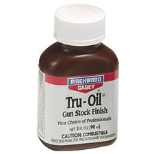 Birchwood Casey Tru Oil For Wooden Gun Stocks Shotgun Rifles