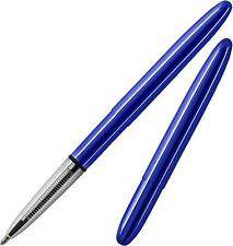 Fisher Blueberry Translucent Bullet Space Pen Moonscape Gift Boxed 400BB NEW