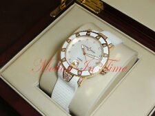 Ulysse Nardin Lady Marine Diver Rose Gold Diamond 40mm Rubber 8106-101EC-3C/10
