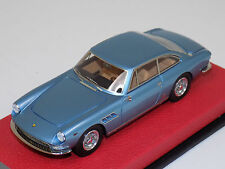 1/43 BBR Street 1967 Ferrari 330 GT 2+2 in Light Blue with Spoke Wheels Leather