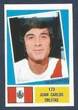 FKS 1978-ARGENTINA 78 -#173-PERU-JUAN CARLOS OBLITAS