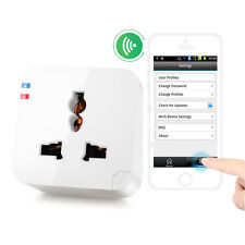 WiFi Wireless Smart Power Socket Smartphone Remote Control Repeater Plug New