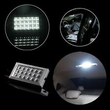 1 Piece 18 LED SMD 12V Car Ceiling Dome Roof Interior Light Lamp On/Off Switch