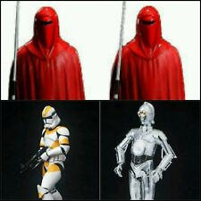 Kotobukiya Collectors Star Wars Utapau Clone Trooper, TC-14, & Royal Guard 2pk