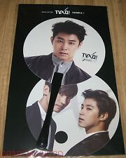 TVXQ! SPECIAL LIVE TOUR T1ST0RY - &...! TISTORY OFFICIAL GOODS U-KNOW PP FAN SET