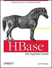 NEW - HBase: the Definitive Guide by Lars George 2011 paperback - free shipping