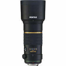 New PENTAX DA * 300mm F4 ED (IF) SDM Star Lens K Mount K-3II K-50 K-S2 RICOH t