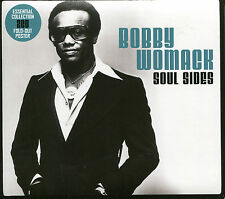 BOBBY WOMACK SOUL SIDES - 2 CD BOX SET - CHECK IT OUT, DAYLIGHT & MORE