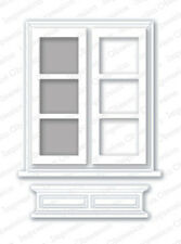 LARGE WINDOW WITH BOX DIE-Impression Obsession/IO Stamps-Sizzix/Cuttlebug