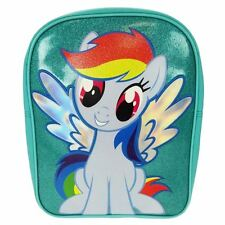 Officially Licensed Children's My Little Pony Rainbow Dash Character Backpack