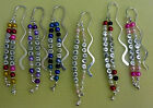 Stylish Chic Bookmarks Personalised Beaded in Your Own Colour - Perfect Gift*