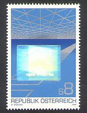 Austria 1988 Commerce/Trade/Business/Export/Hologram/Holograph 1v (n37100)
