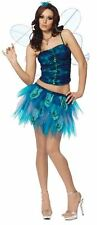 BUTTERFLY FAIRY PRINCESS sexy adult womens costume S