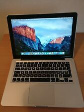 Apple MacBook Pro  mi-2012 13 pouce (i5 2,5Ghz, 4go Ram, 120GO SSD)