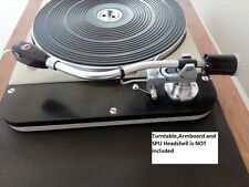 Ortofon Tonearm for SPU-G modified from german broadcast engineer