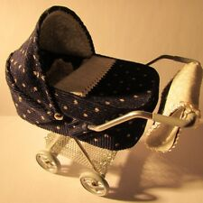 Dollshouse miniature pram