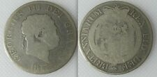 Collectable 1817 King George III Silver Half-Crown Coin - Small Head
