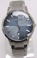 EMPORIO ARMANI AR2472 Mens Stainless Steel Wrist Watch - FREE POSTAGE!!