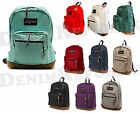 New JANSPORT RIGHT PACK TYP7 Backpack School Book Bag Navy Black Purple Burgundy