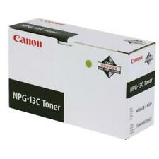Lot of (4) New  Genuine Canon NPG-13A Black Toner For NP6035  1384a011[AA]
