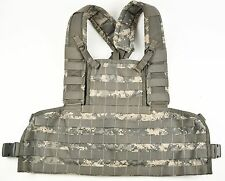 Eagle Industries Rhodesian Recon Vest AAF MOLLE Chest Rig ISSUED ACU DIGITAL