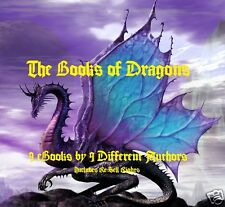 CD - The Books of Dragons Collection - 9 eBooks (Resell Rights)