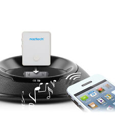 Naztech i40 Stereo Bluetooth Dongle for 30-pin devices - White -iPhone And More