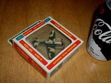 WW#2, USA, P-40 FLYING TIGER FIGHTER TOY, BACHMANN BRO.- MINI PLANES, 1970's
