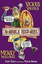 Vicious Vikings and Measly Middle Ages by Terry Deary (Paperback, 2009)