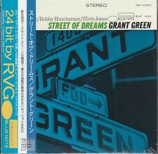 Grant Green w/ Larry Young - Street of Dreams BLUE NOTE RVG JAPAN MINI LP CD SS